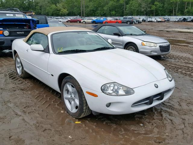 click here to view 1997 JAGUAR XK8 at IBIDSAFELY