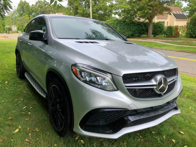 2016 Mercedes-Benz Gle Coupe 5.5L