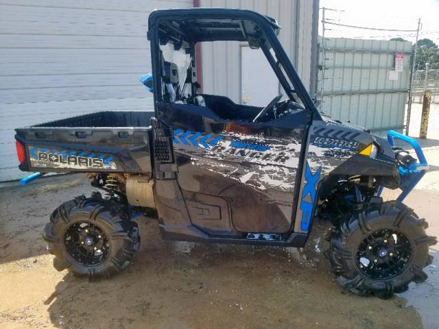Polaris salvage cars for sale: 2017 Polaris Ranger XP