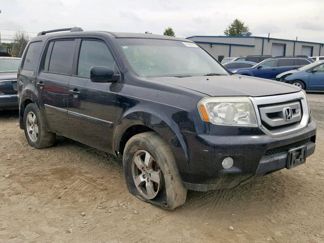 click here to view 2011 HONDA PILOT EXL at IBIDSAFELY
