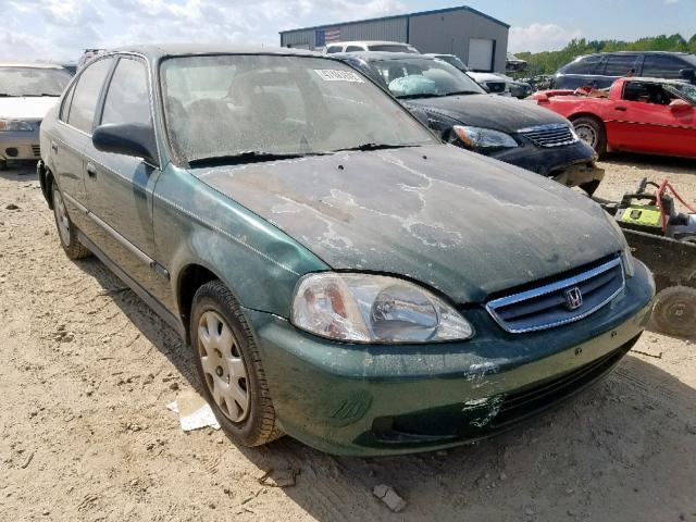 1999 Honda Civic Lx >> 1999 Honda Civic Lx 1 6l 4 For Sale In Louisville Ky Lot 47493609