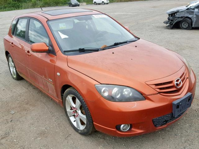 click here to view 2005 MAZDA 3 HATCHBAC at IBIDSAFELY