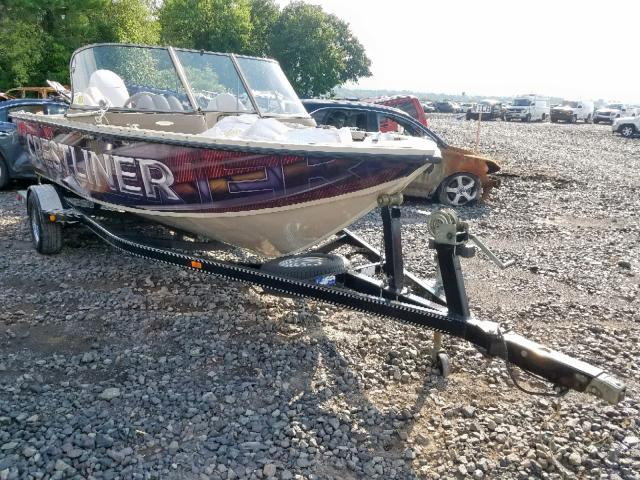 2003 Crestliner Marine Trailer for sale in Pennsburg, PA