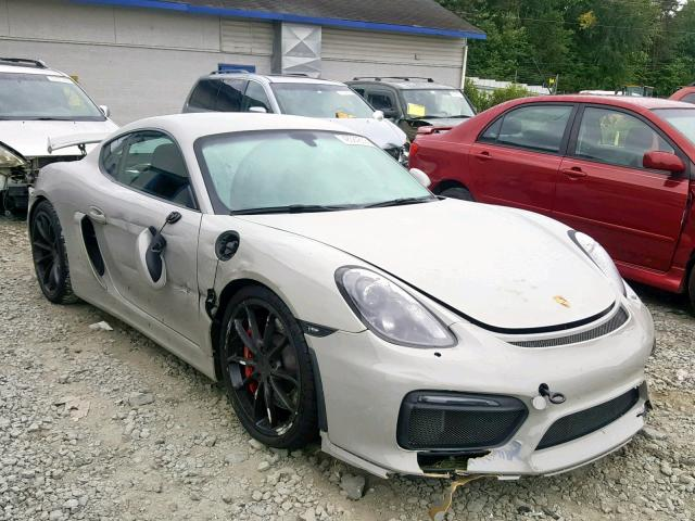 click here to view 2016 PORSCHE CAYMAN GT4 at IBIDSAFELY