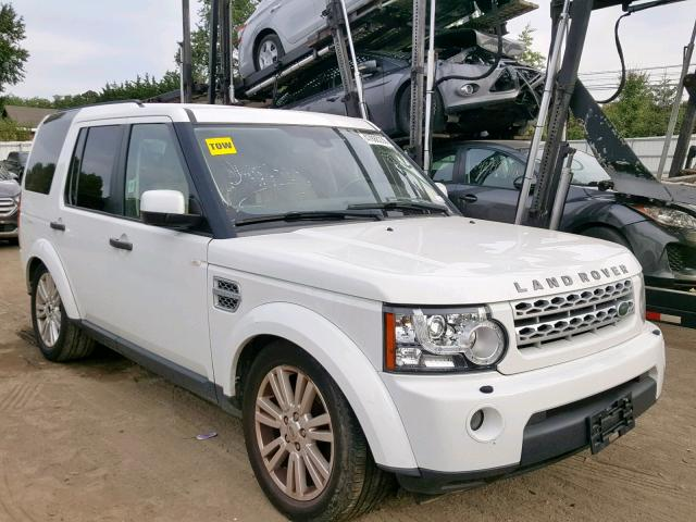 click here to view 2011 LAND ROVER LR4 HSE at IBIDSAFELY