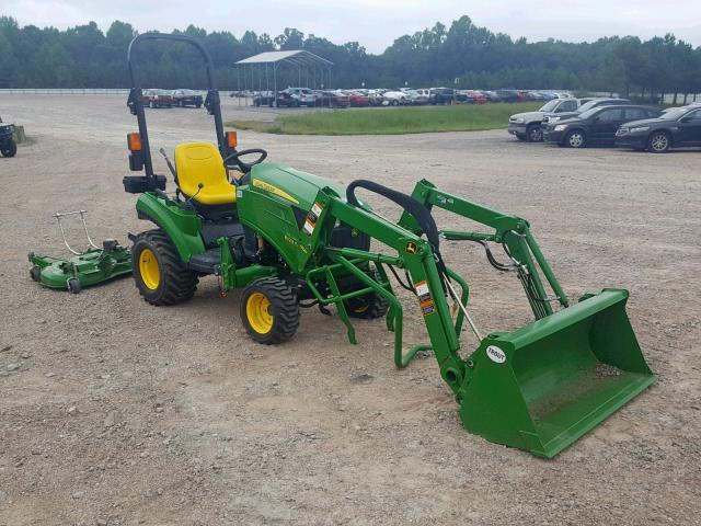 click here to view 2016 JOHN DEERE TRACTOR at IBIDSAFELY