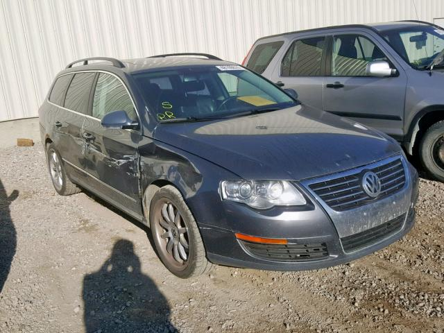 Salvage 2007 Volkswagen PASSAT 2.0 for sale