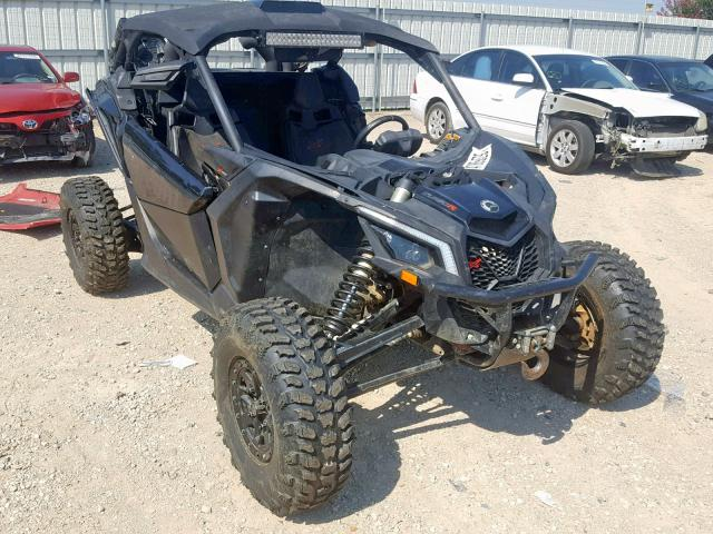 Salvage 2017 Can-Am MAVERICK X for sale