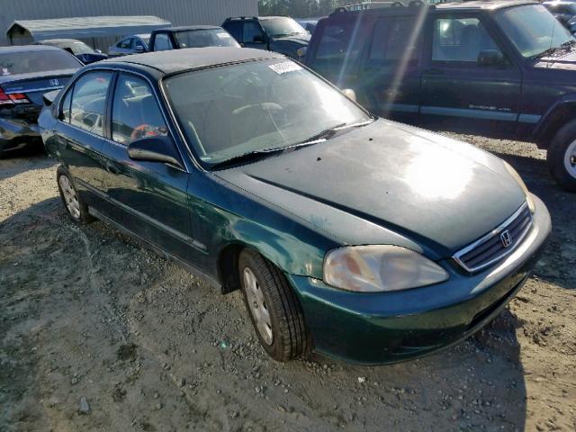 1999 Honda Civic Lx >> 1999 Honda Civic Lx 1 6l 4 For Sale In Spartanburg Sc Lot 48094699