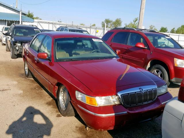 click here to view 2000 MERCURY GRAND MARQ at IBIDSAFELY