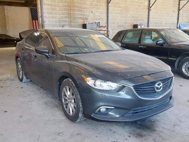 Mazda 6 Sport >> 2016 Mazda 6 Sport 2 5l 4 For Sale In Cartersville Ga Lot 48225699