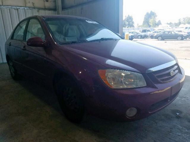 click here to view 2006 KIA NEW SPECTR at IBIDSAFELY