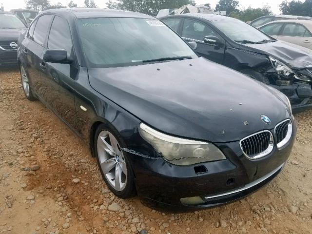 Salvage 2009 BMW 528 I for sale
