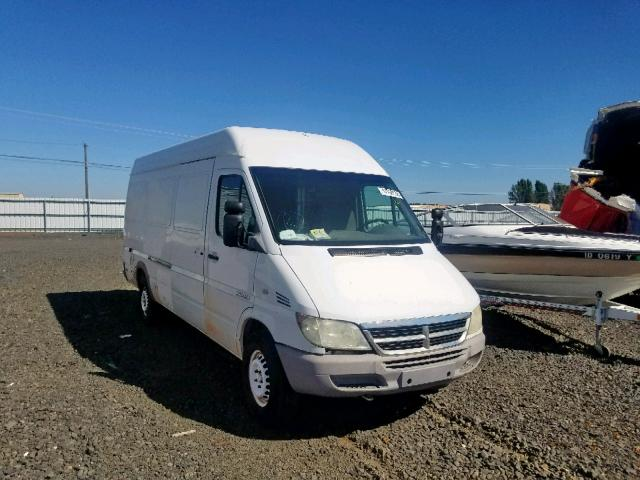 click here to view 2005 DODGE SPRINTER 2 at IBIDSAFELY