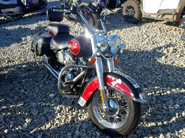 click here to view 2005 HARLEY-DAVIDSON FLSTCI at IBIDSAFELY