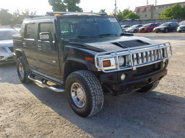 click here to view 2006 HUMMER H2 SUT at IBIDSAFELY