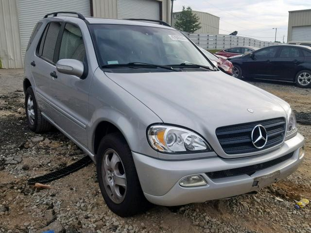 photo MERCEDES-BENZ ML 320 2003