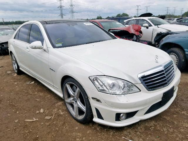 click here to view 2008 MERCEDES-BENZ S 63 AMG at IBIDSAFELY