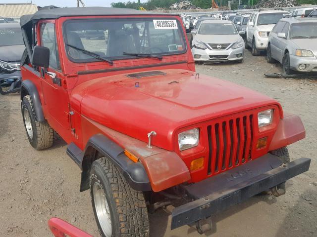 1994 Jeep Wrangler / 2.5L