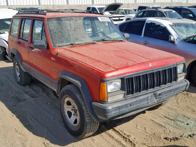 click here to view 1993 JEEP CHEROKEE S at IBIDSAFELY