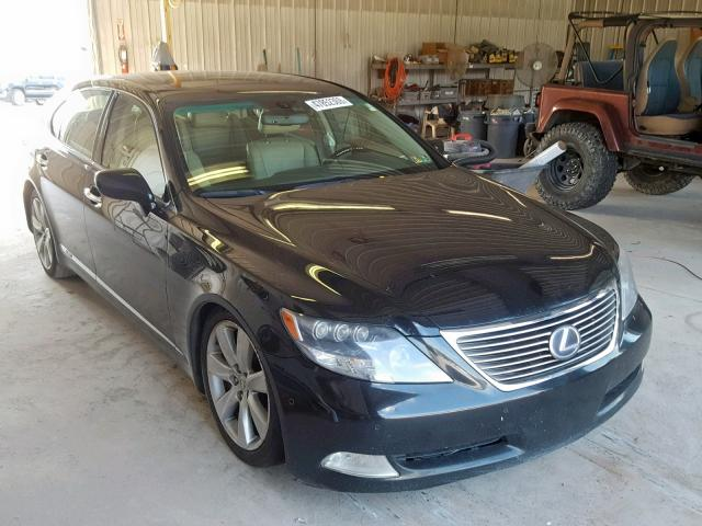 click here to view 2008 LEXUS LS 600HL at IBIDSAFELY