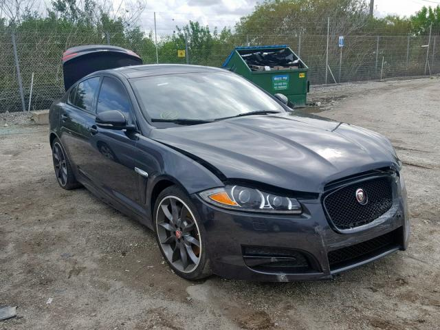 click here to view 2015 JAGUAR XF 3.0 SPO at IBIDSAFELY