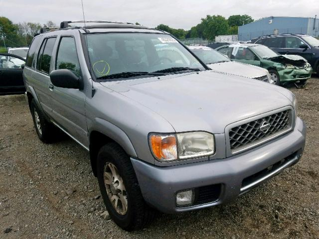 2001 Nissan Pathfinder 3 5L 6 for Sale in Pennsburg PA - Lot: 48325629