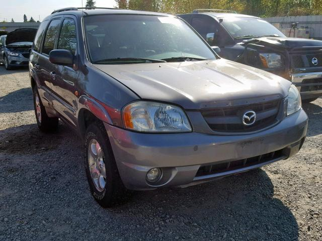 2002 Mazda Tribute Lx 3.0L