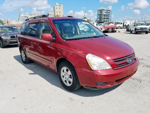 click here to view 2007 KIA SEDONA EX at IBIDSAFELY