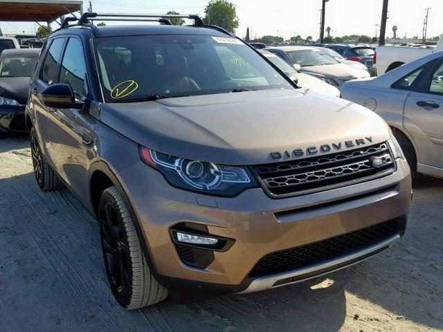 click here to view 2015 LAND ROVER DISCOVERY at IBIDSAFELY