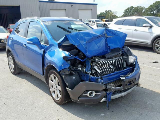 Salvage 2014 Buick ENCORE CON for sale