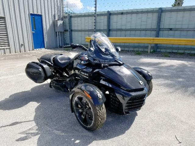 Salvage 2018 Can-Am SPYDER ROA for sale