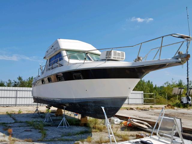 1985 Crui Boat