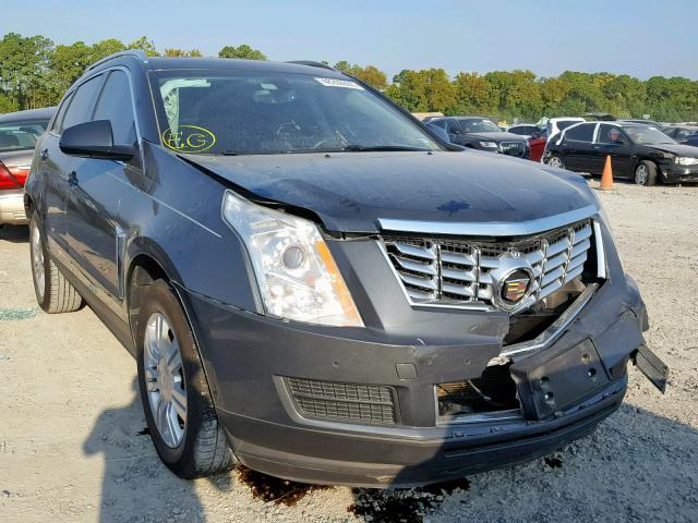 click here to view 2013 CADILLAC SRX LUXURY at IBIDSAFELY