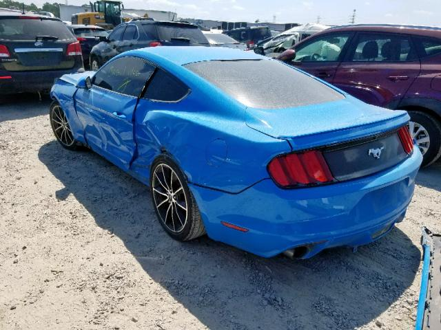 2017 Ford MUSTANG   Vin: 1FA6P8TH9H5209666