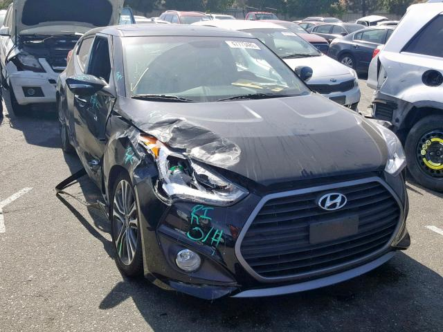 click here to view 2017 HYUNDAI VELOSTER T at IBIDSAFELY