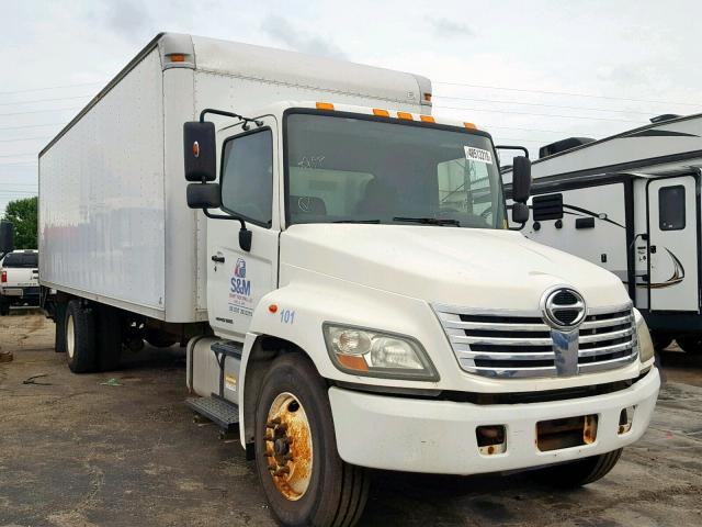 click here to view 2009 HINO HINO 338 at IBIDSAFELY
