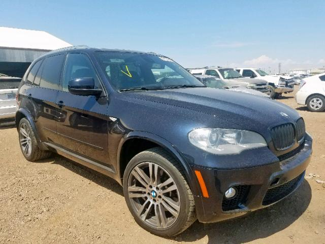 Salvage 2013 BMW X5 XDRIVE5 for sale