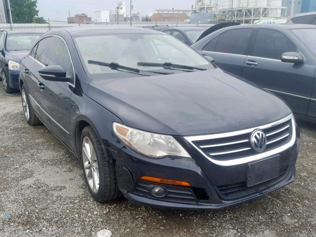 click here to view 2009 VOLKSWAGEN CC LUXURY at IBIDSAFELY