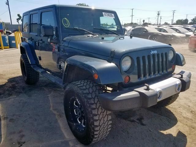 click here to view 2008 JEEP WRANGLER U at IBIDSAFELY