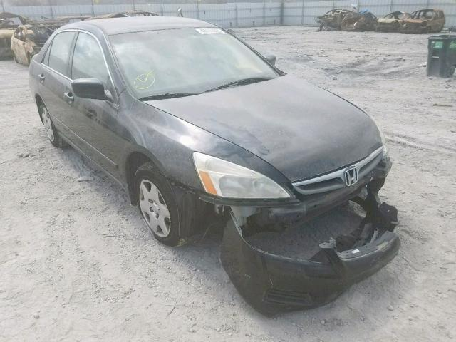 Honda Accord LX salvage cars for sale: 2006 Honda Accord LX