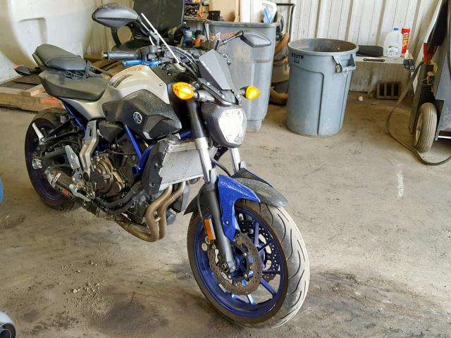 click here to view 2016 YAMAHA FZ07 at IBIDSAFELY