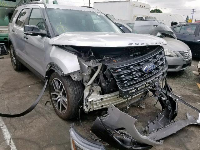 2017 Ford Explorer S 3.5L