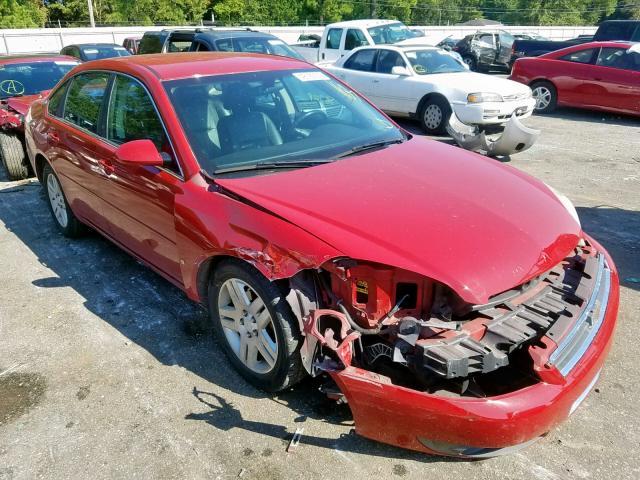 2007 Chevrolet Impala Lt 3.9L