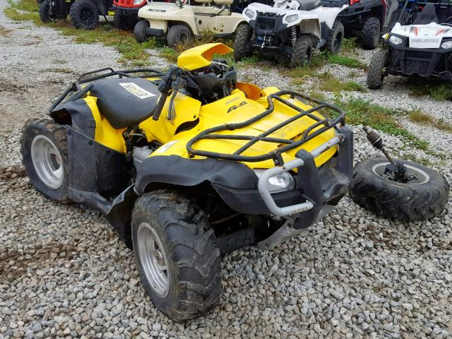 Honda TRX500 FA salvage cars for sale: 2006 Honda TRX500 FA