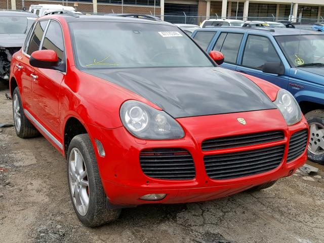 click here to view 2005 PORSCHE CAYENNE TU at IBIDSAFELY
