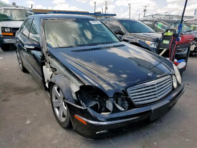 click here to view 2006 MERCEDES-BENZ E 500 at IBIDSAFELY