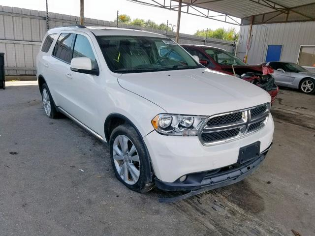 click here to view 2012 DODGE DURANGO CR at IBIDSAFELY