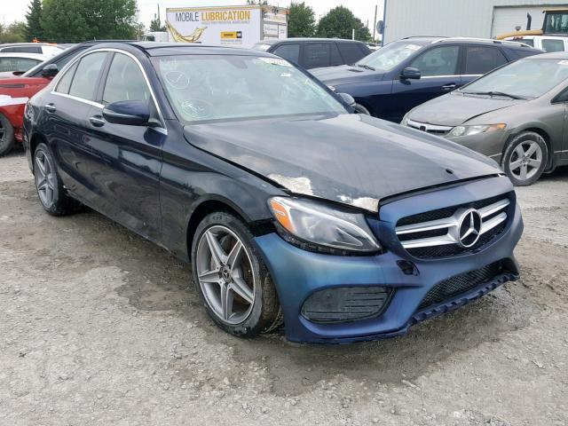 click here to view 2018 MERCEDES-BENZ C 300 4MAT at IBIDSAFELY