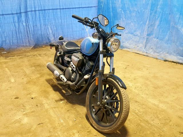 Salvage 2015 Yamaha XVS950 CU for sale